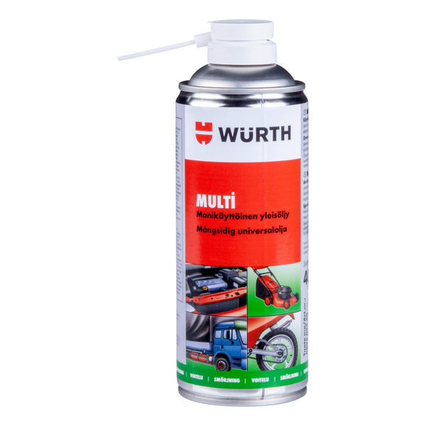 Wurth Multi voiteluspray, 400ml